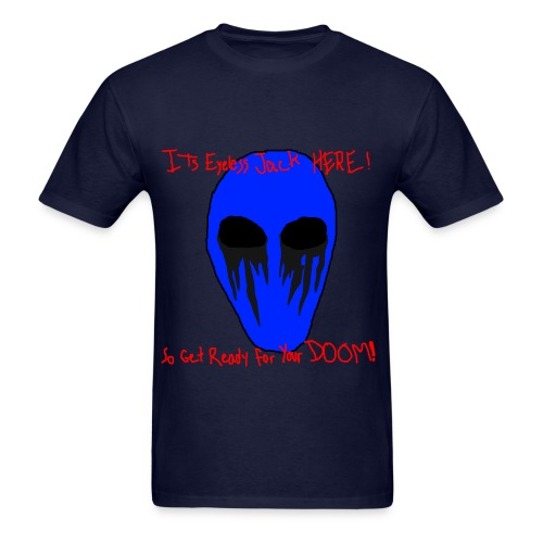 Eyeless Jack Shirt - Men's T-Shirt