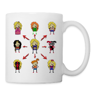Mugs & Drinkware ~ Coffee/Tea Mug ~ Many Moonshines Mug