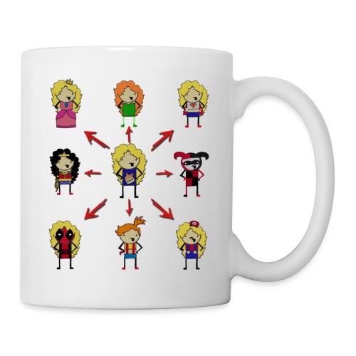 Many Moonshines Mug - Coffee/Tea Mug