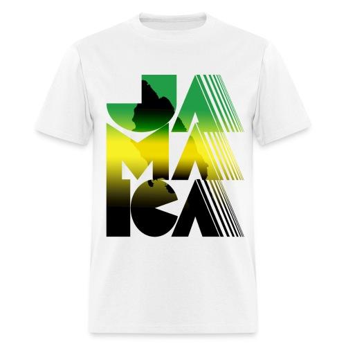 Rasta King - Men's T-Shirt