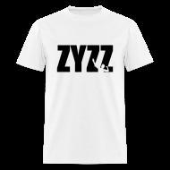 T-Shirts ~ Men's T-Shirt ~ Zyzz Pose Text Vector T-shirt