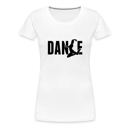 dance - Women's Premium T-Shirt