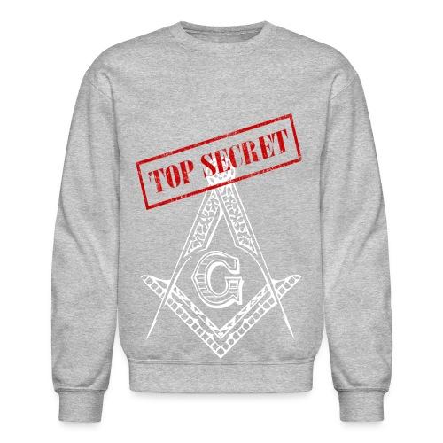 TopSecret CrewNeck - Crewneck Sweatshirt