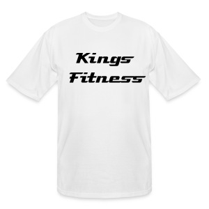 Plan Kings Fitness shirt!!  - Men's Tall T-Shirt