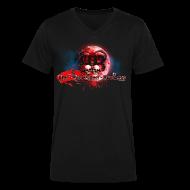 T-Shirts ~ Men's V-Neck T-Shirt by Canvas ~ Mens V-neck