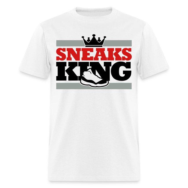 Sneaks King Shirt