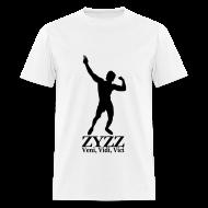 T-Shirts ~ Men's T-Shirt ~ Zyzz Veni, Vidi, Vici Silhouette T-Shirt