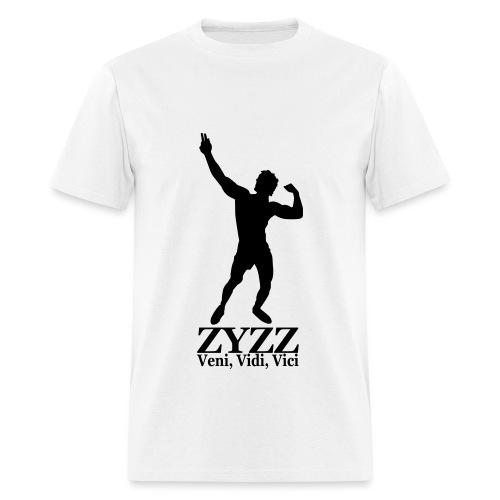 Zyzz T-Shirt Veni, Vidi, Vici - Men's T-Shirt