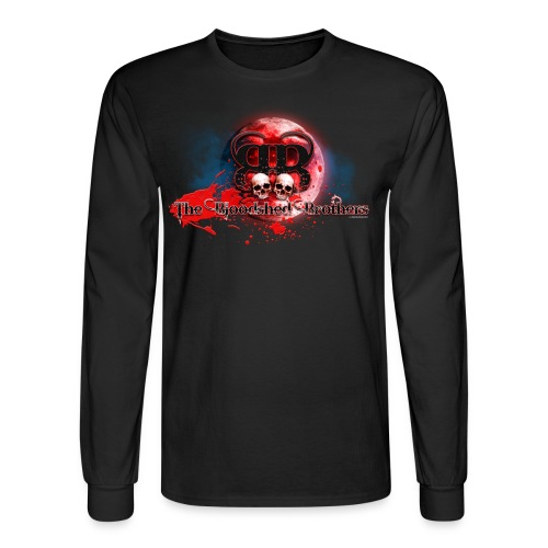 Mens Long Sleeve  - Men's Long Sleeve T-Shirt