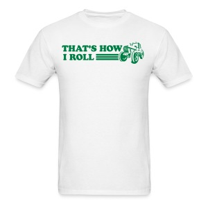 How I Roll - Mens - Men's T-Shirt