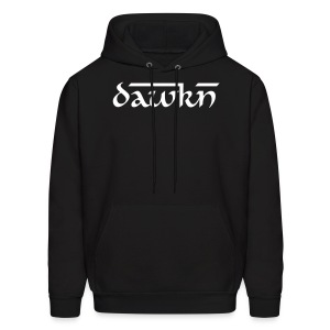 Men's Hoodie - swag out with indian dawkn in hoodie form