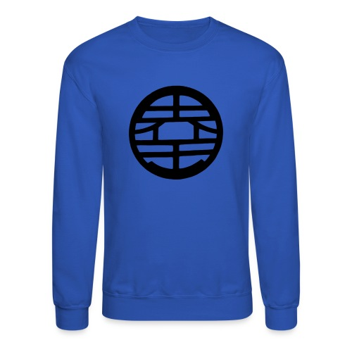 King Kai DBZ Logo Crewneck - Crewneck Sweatshirt