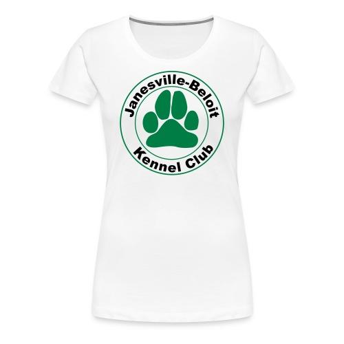 JBKC Duel Color Logo - Women's Premium T-Shirt