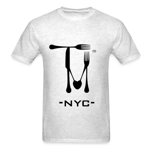TASTEMAKERS NYC LOGO TEE - Men's T-Shirt