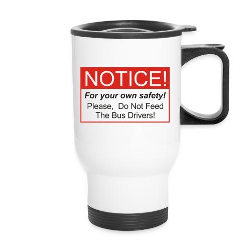 bus - Travel Mug