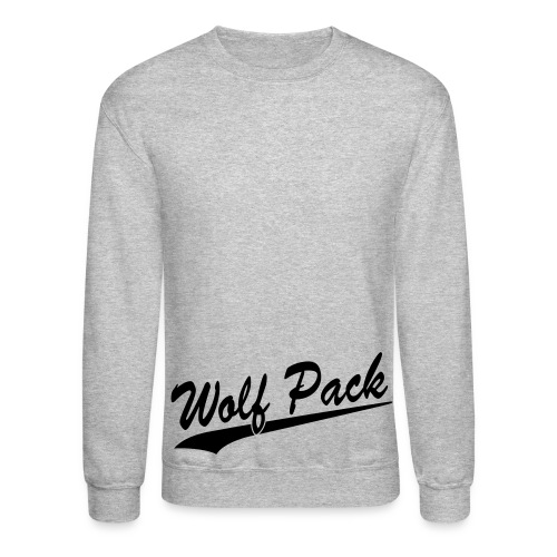 Wolf Pack Sweat - Crewneck Sweatshirt