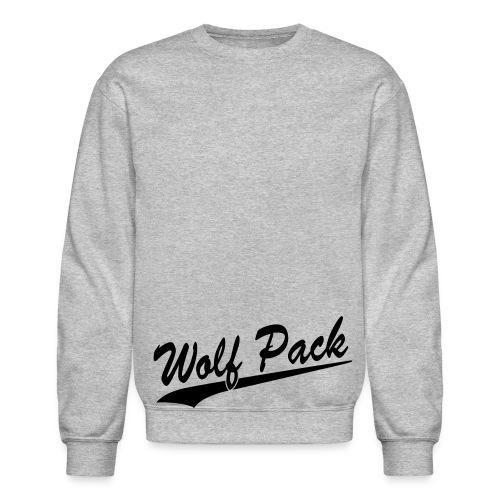 Wolf Pack Sweat - Crewneck Sweatshirt