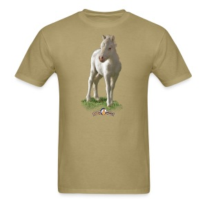 Little Hooves Kiss Me Kate - Men's T-Shirt