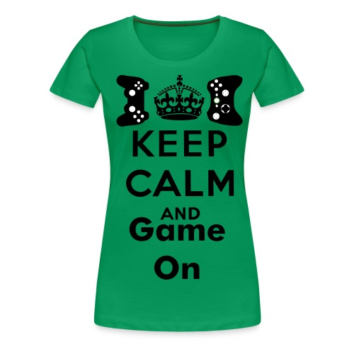 Gaming - Women's Premium T-Shirt