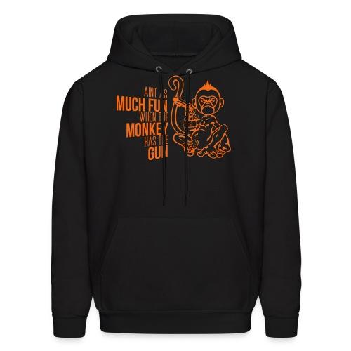 Monkey Fun - Men's Hoodie