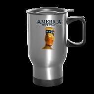 Mugs & Drinkware ~ Travel Mug ~ America, Duck Yeah! Mug