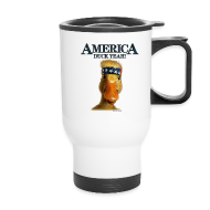 Mugs & Drinkware ~ Travel Mug ~ America, Duck Yeah! Mug