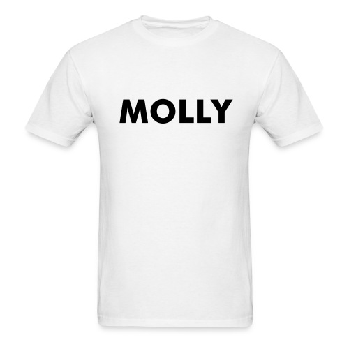 Molly Casual Tee - Men's T-Shirt