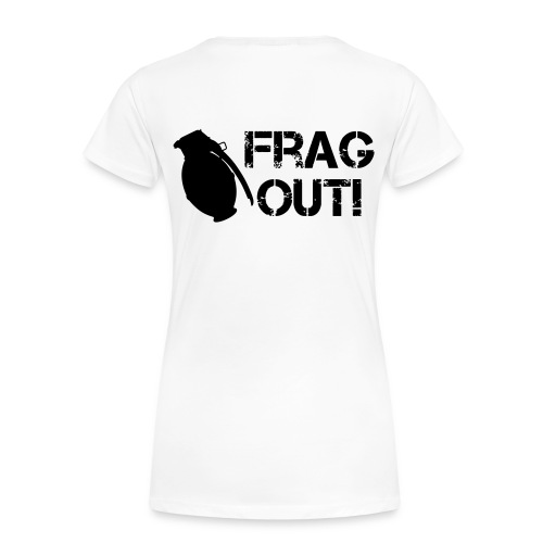 Women's FRAG OUT tee - Women's Premium T-Shirt
