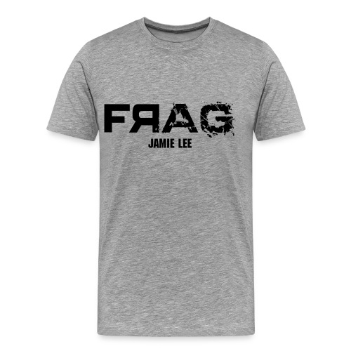 FRAG tee - Men's Premium T-Shirt