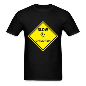 Slow Children T-Shirt - Men's T-Shirt