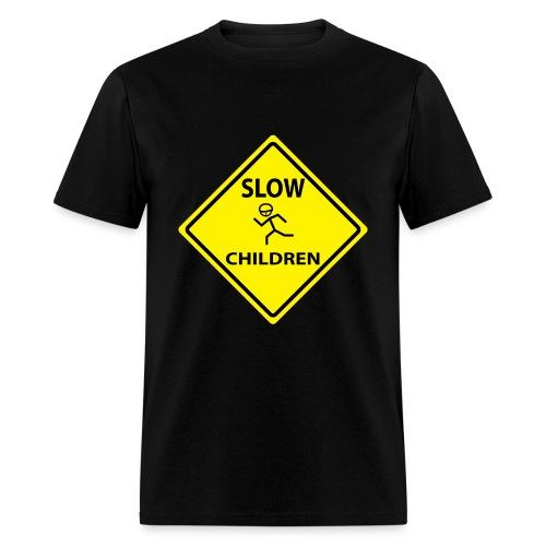 Slow Children T-Shirt - Men's T-Shirt