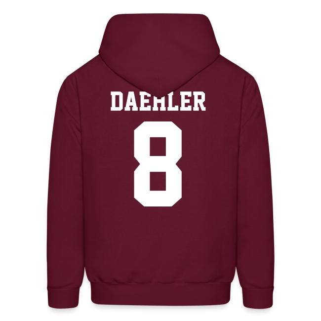 """""""DAEHLER 8"""" - Hoodie (XL Logo, NBL)"""