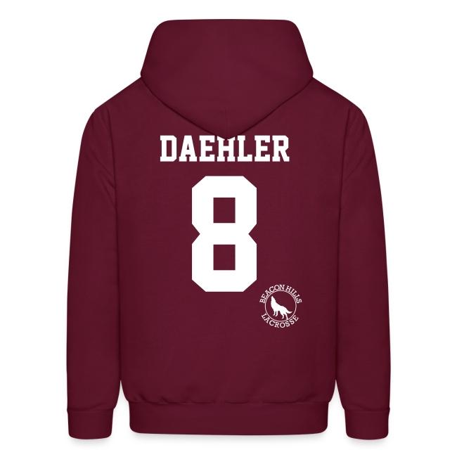 """""""DAEHLER 8"""" - Hoodie (XL Logo +S)"""