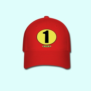 number one lola - Baseball Cap