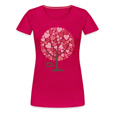 Lovebirds Women's T-Shirts