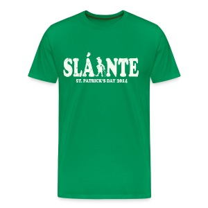 Slainte 2014 - Men's Premium T-Shirt