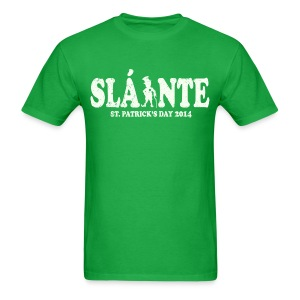 Slainte 2014 - Men's T-Shirt
