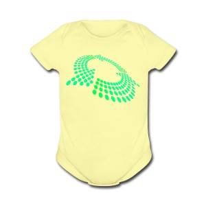 Earth Day 2014 - Short Sleeve Baby Bodysuit