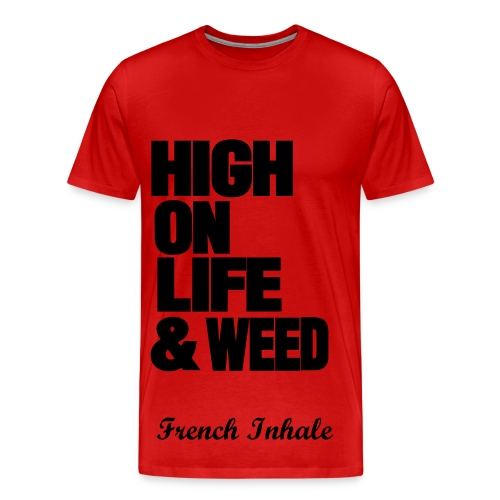 High Yet - Men's Premium T-Shirt