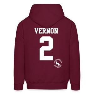 VERNON 2 - Hoodie (S Logo) - Men's Hoodie