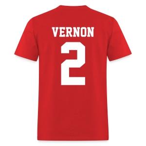 VERNON 2 - Tee (XL Logo, NBL) - Men's T-Shirt