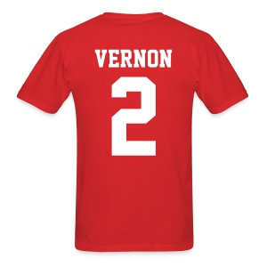 VERNON 2 - Tee (XL Logo, NBL) - Men's T-Shirt