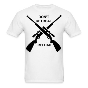 Just Reload  - Men's T-Shirt