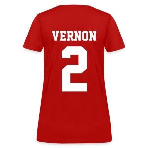 VERNON 2 - Tee (XL Logo, NBL) - Women's T-Shirt