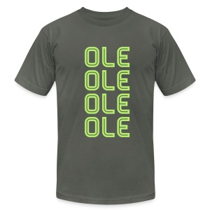 Ole Men's Tee - Men's T-Shirt by American Apparel