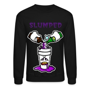Slumped Crew-neck Shirt - Crewneck Sweatshirt