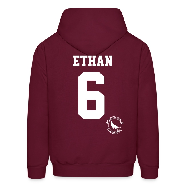 """ETHAN 6"" - Hoodie (XL Logo +S)"