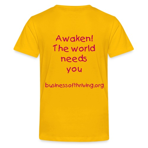 AwakenK1 - Kids' Premium T-Shirt