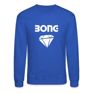 Bong Crewneck Swestshirt by WISE Clothing - Crewneck Sweatshirt