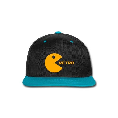 Retro Hat - Snap-back Baseball Cap